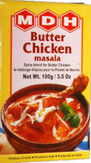Mdh Butter Chicken 3.5oz