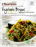 Parampara Vegetable Biryani Mix 80G