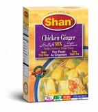 Shan Chicken Ginger 50g