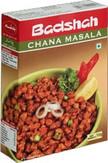 Badshah Chana Masala 100g