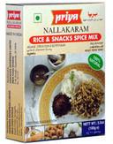 Priya Nallakaram Rice & Snacks 100G