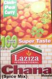 Laziza Chana Masala 100g