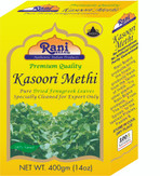 Rani Kasoori Methi (Box) 400g
