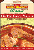 Banne Nawab Chicken Curry Masala 65G