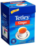 Tetley Ginger 72ct