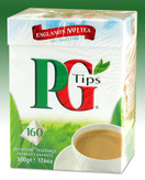 Pg Tips Tea 160ct