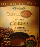 Chai Gold Instant Coffee (Sweetened) 7.7oz
