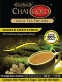 Chai Gold Ginger Tea (Sweetened) 7.7oz