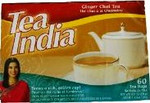 Tea India Ginger Chai