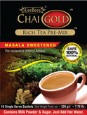Chai Gold Masala Tea (Sweetened) 220G