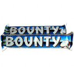 Bounty Milk Chocolate 57G