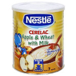 Nestle Cerelac Apple & Wheat 400g