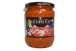 Zergut Hot Peppetizer Roasted Pepper Appetizer 19OZ.