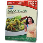 Ashoka Aloo Palak 280g