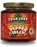 Spur Tree Jamaican Old-Time Pepper Jelly 7.4 oz