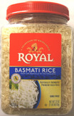 Royal Basmati Rice (White) 2LB 32oz