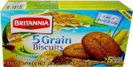 Britannia 5 Grain Biscuits 300 G
