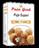 Puja Grah Puja Supari (11 pcs)