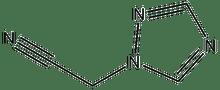 2-(1H-1,2,4-triazol-1-yl)acetonitrile 500 mg