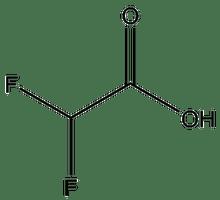 Difluoroacetic acid 25g