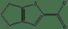 5,6-Dihydro-4H-cyclopenta[b]thiophene-2-carbonylchloride