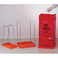 Biohazard Bag Holders