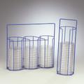 Petri Dish Carrying and Dispensing Racks