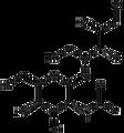 2-Acetamido-2-deoxy-b-D-glucopyranosyl amine