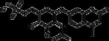4-Methylumbelliferyl 2-acetamido-2-deoxy-a-D-glucopyranoside-6-sulfate sodium salt