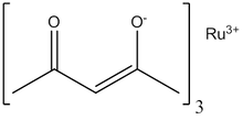 Ruthenium(III) acetylacetonate