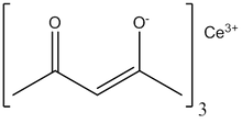 Cerium(III) acetylacetonate
