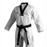 Adidas Adichamp 3 TKD Uniform, Black Lapel