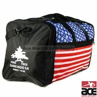 Pine Tree Sangmoosa Stars & Stripes Big Sports Bag
