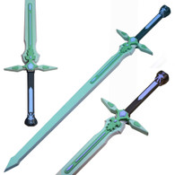 SAO Official Licensed Sword Art Online Full Size Foam Sword (Kirito's Dark Repulsor)