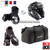 Macho Warrior Sparring Gear Set with FREE BAG