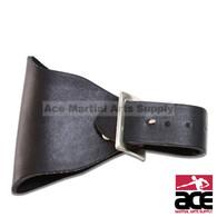 Dirk Frog Black Leather Strap
