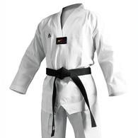 Adidas Champion II TKD Uniform, White Lapel