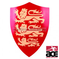 Medieval Crusader Shield Richard Lion Heart