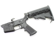 Surplusammo.com | Surplus Ammo Aero Precision AR15 Complete AR-15 Lower Receiver with Collapsing Stock API-COMP-STK