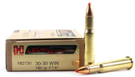 Surplus Ammo .30-30 Win 160 Grain FTX Hornady LEVERevolution