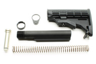 Surplusammo.com | Surplus Ammo SAA AR15 Carbine Collapsing M4 Stock Assembly - 6-Position Commercial Size SAALP35