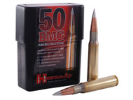 Surplus Ammo | Surplusammo.com 50 BMG 750 Grain A-Max Hornady Match