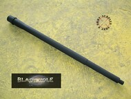 "Surplusammo.com Black Hole Weaponry AR-15 18""  Rifle Length Stainless Steel 5.56 1:8 Poly Barrel"