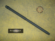 """Black Hole Weaponry AR-15 18"""" Mid-Length Stainless Steel 6.5 Grendel 1:9 Poly Barrel"""