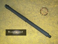 """Black Hole Weaponry AR-15 16"""" Mid-Length Stainless Steel 5.56 1:8 Poly Barrel"""