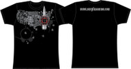 Surplus Ammo & Arms AR-15 Rifle T-Shirt SAA Surplusammo.com shirt