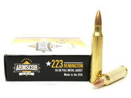Surplusammo.com | Surplus Ammo .223 55 Grain FMJ Armscor USA - 20 Rounds F AC223-1N