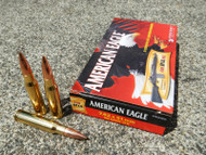 Surplus Ammo 7.62x51mm 168 Grain OTM Federal American Eagle M1A
