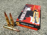 Surplus Ammo 7.62x51mm 168 Grain OTM Federal American Eagle M1A