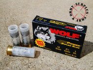 "Surplusammo.com 12 Gauge Wolf Power Rifled Slugs 2 3/4"" 1 oz (WF12SLUG)"